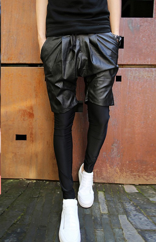 Summer-2014-summer-new-Korean-men-s-fashion-trend-fashion-solid-color-trousers-font-b-shorts